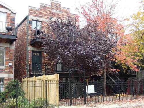 2437 W Polk Unit 3, Chicago, IL 60612