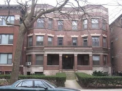 5119 S Kimbark Unit 3S, Chicago, IL 60615