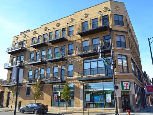1400 N Milwaukee Unit 306, Chicago, IL 60622 Wicker Park