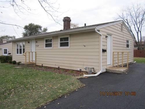 706 Jackson, Carpentersville, IL 60110