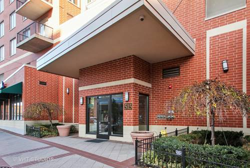 515 Main Unit 505, Evanston, IL 60202