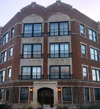 624 Sheridan Unit 1, Evanston, IL 60202