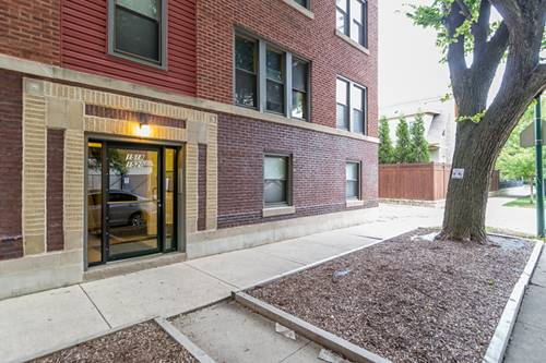1520 W Belle Plaine Unit 2, Chicago, IL 60613 Uptown