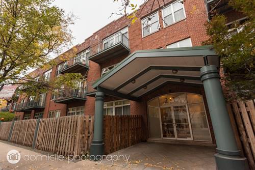 2333 W St Paul Unit 206, Chicago, IL 60647 Bucktown