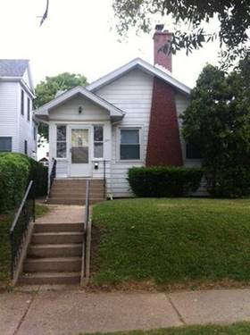277 W 15th, Chicago Heights, IL 60411