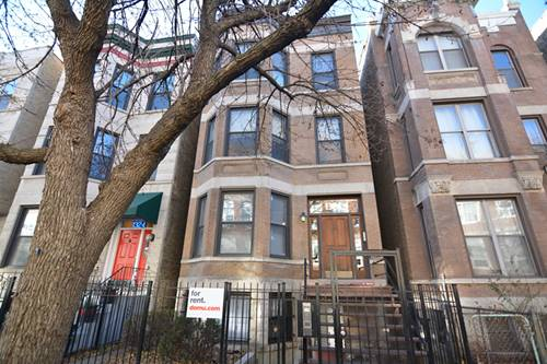 1326 N Claremont Unit 3, Chicago, IL 60622 Wicker Park