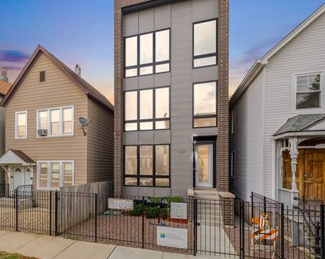 1627 N Campbell Unit 1, Chicago, IL 60647