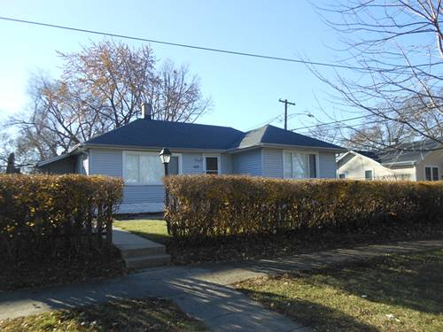 604 Mason, Joliet, IL 60435