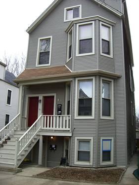 1520 W Wellington Unit 2, Chicago, IL 60657
