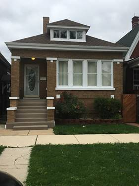 6543 S Whipple, Chicago, IL 60629