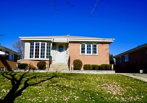 7744 W Strong, Norridge, IL 60706