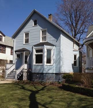 3833 N Kenneth, Chicago, IL 60641