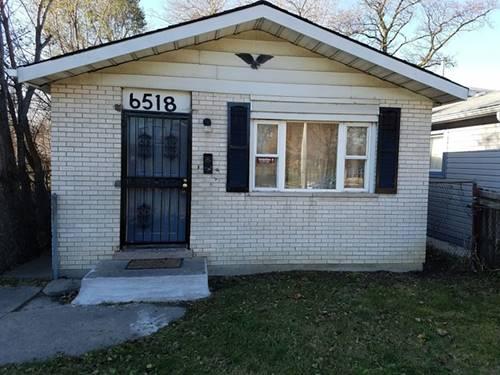 6518 S Loomis, Chicago, IL 60636