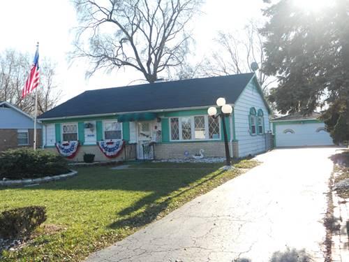 15332 Parkside, Markham, IL 60428
