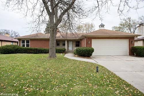 2163 Parkside, Park Ridge, IL 60068