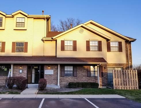 1482 W Jefferson Unit C, Naperville, IL 60540