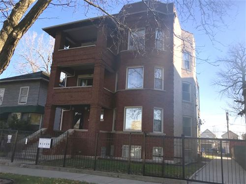 6517 S Stewart Unit 3, Chicago, IL 60621