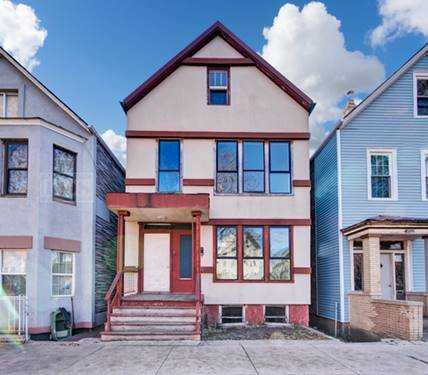 4851 S Honore, Chicago, IL 60609