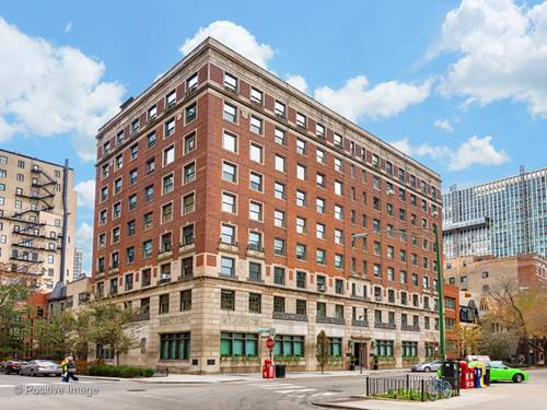 1255 N State Unit 2AC, Chicago, IL 60610 Gold Coast
