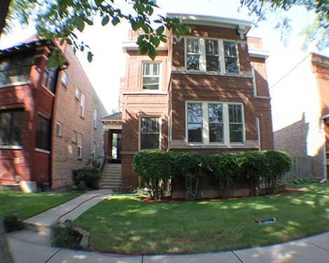 1300 W Norwood Unit 1, Chicago, IL 60660 Edgewater