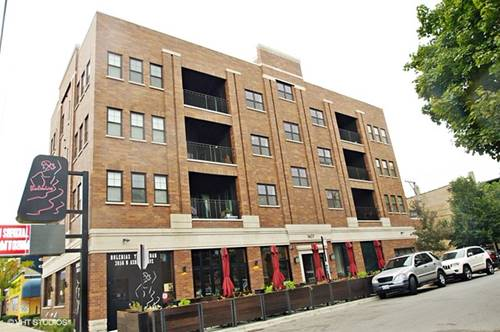 1607 W Waveland Unit 3W, Chicago, IL 60613