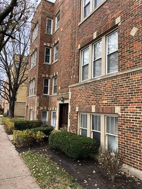 632 Harrison Unit 3, Oak Park, IL 60304