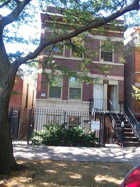 1618 S Washtenaw Unit 2, Chicago, IL 60608