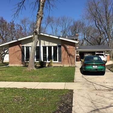 320 Illinois, Park Forest, IL 60466