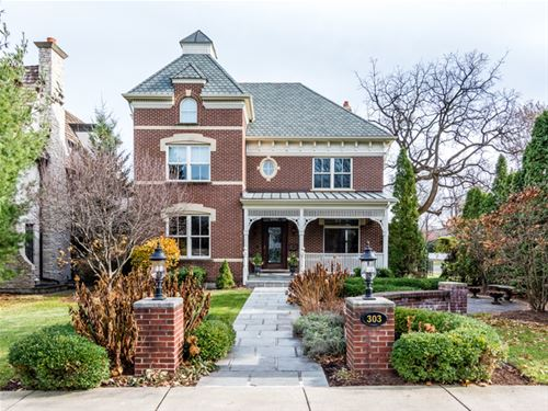 303 N Lincoln, Hinsdale, IL 60521