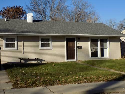 48 Ash, Carpentersville, IL 60110