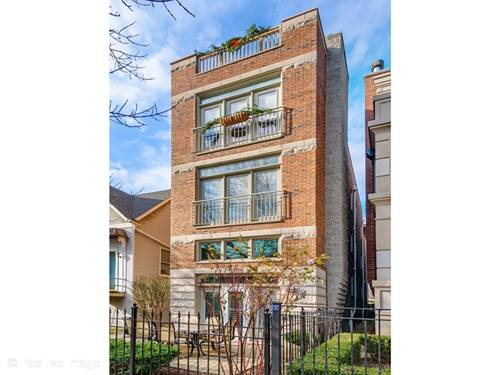 3932 N Greenview Unit 2, Chicago, IL 60613 Lakeview