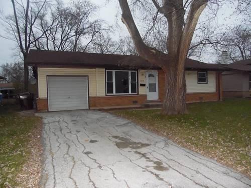 3316 Oak, Hazel Crest, IL 60429