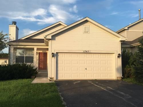 1747 S Fallbrook, Round Lake, IL 60073
