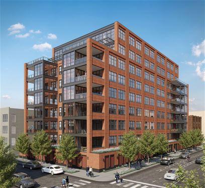 1109 W Washington Unit 3D, Chicago, IL 60607 West Loop