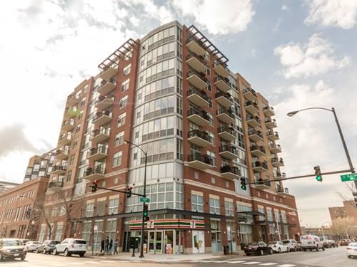 1201 W Adams Unit 602, Chicago, IL 60607
