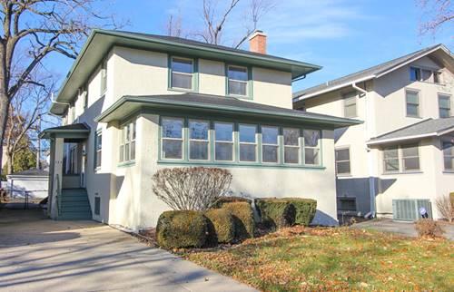 735 N Ridgeland, Oak Park, IL 60302