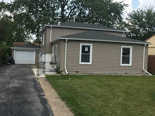 298 Merrill, Calumet City, IL 60409