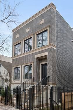 1810 N Wolcott, Chicago, IL 60622 Bucktown