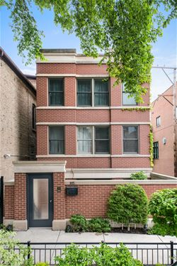 1815 N Honore, Chicago, IL 60622 Bucktown