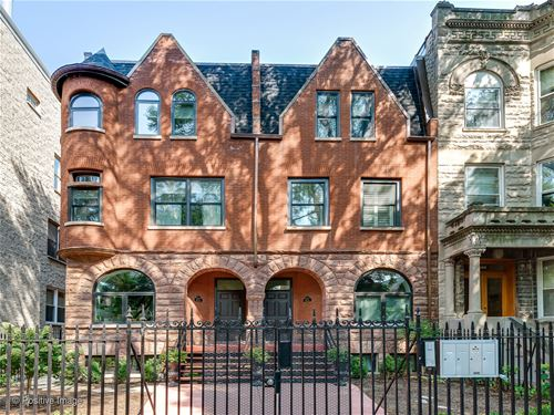 1134 W Wrightwood Unit 2, Chicago, IL 60614 West Lincoln Park