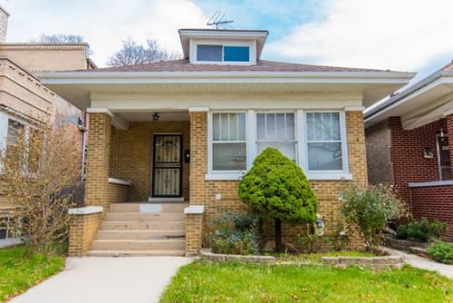 5605 S Fairfield, Chicago, IL 60629