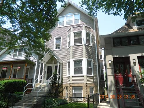 1120 W Wolfram Unit 2, Chicago, IL 60657 Lakeview