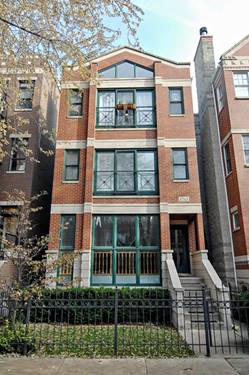 3243 N Seminary Unit 1, Chicago, IL 60657 Lakeview