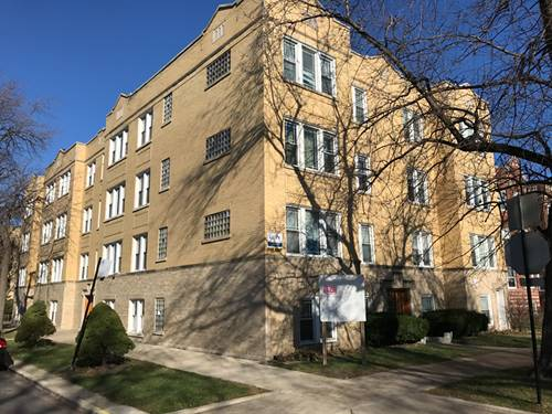 5007 N Harding Unit 3, Chicago, IL 60625