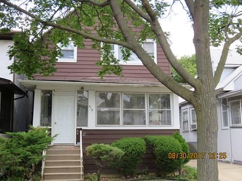 519 N Humphrey, Oak Park, IL 60302