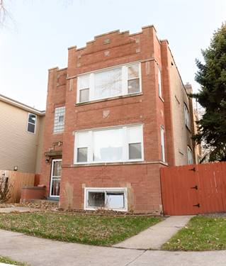 4733 W Grace Unit 2, Chicago, IL 60641
