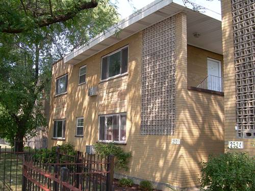 2524 W Foster Unit 104, Chicago, IL 60625 Ravenswood