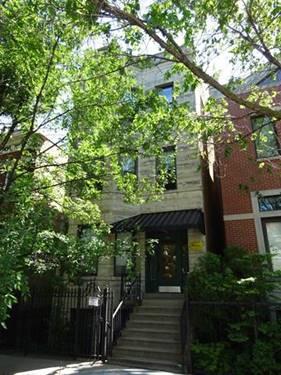 1931 N Hoyne Unit 1, Chicago, IL 60647