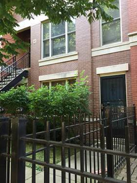 1441 W Fillmore Unit A, Chicago, IL 60607