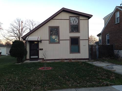 4119 Prescott, Lyons, IL 60534